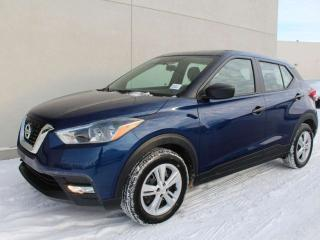 New 2019 Nissan Kicks S 4dr FWD Sport Utility for sale in Edmonton, AB