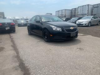Used 2012 Chevrolet Cruze LS+ w/1SB for sale in Brampton, ON