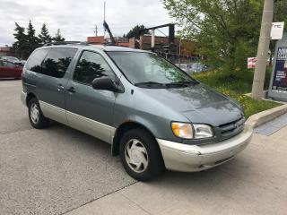Used 2000 Toyota Sienna SHIPPERS SPECIAL,LE,243KM,$1600 for sale in Toronto, ON
