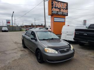Used 2005 Toyota Corolla CE**AUTOMATIC**RUNS AND DRIVES GREAT**AS IS for sale in London, ON