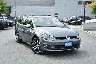 Used 2016 Volkswagen Golf Sportwagon 1.8T Comfortline 6sp at w/Tip for sale in Burnaby, BC