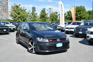 Used 2015 Volkswagen Golf GTI 5-Dr 2.0T Autobahn at DSG Tip for sale in Burnaby, BC