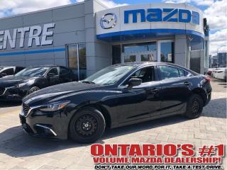 Used 2016 Mazda MAZDA6 GT-NAVIGATION BACKUP CAM/1.90%, C.P.O., !!! for sale in Toronto, ON