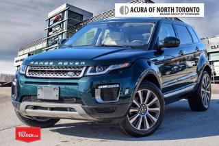 Used 2017 Land Rover Evoque HSE No Accident| Blind Spot| Navigation for sale in Thornhill, ON