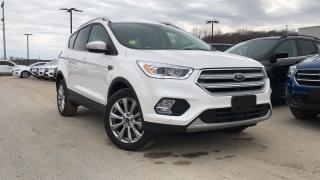 Used 2018 Ford Escape TITANIUM 2.0L 4CYL HEATED SEATS REVERSE CAMERA for sale in Midland, ON