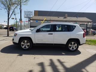 Used 2014 Jeep Compass 4WD 4dr   *LOW KM MUST SEE* for sale in Edmonton, AB