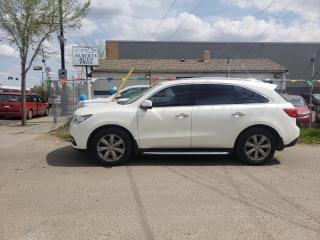 Used 2014 Acura MDX AWD 4dr Elite Pkg *7 PASSENGER FULLY LOADED** for sale in Edmonton, AB