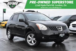 Used 2010 Nissan Rogue SL - Very Low Kms, One Owner, Sunroof for sale in London, ON