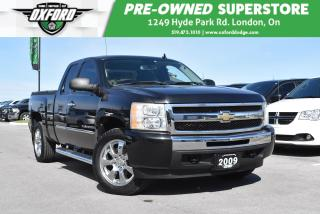 Used 2009 Chevrolet Silverado 1500 Afternarket Touch Screen, New Brakes & Tires, Bedl for sale in London, ON