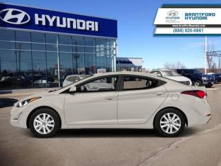 Used 2015 Hyundai Elantra - $96.47 B/W for sale in Brantford, ON