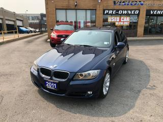 Used 2011 BMW 328 i xDrive/NAV/CLEAN CARFAX/PROXIMITY SENSORS for sale in North York, ON