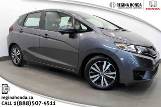 Used 2016 Honda Fit EX-L Navi CVT Navi, Warranty till 2023,ONLY 29,000km for sale in Regina, SK