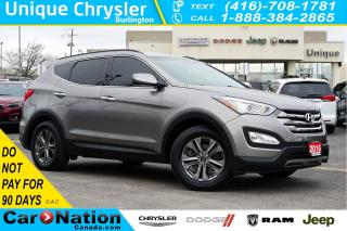 Used 2016 Hyundai Santa Fe Sport PREMIUM| FRONT/REAR HTD SEATS| BLUETOOTH & MORE for sale in Burlington, ON