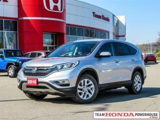 Used 2016 Honda CR-V SE for sale in Milton, ON