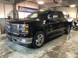 Used 2015 Chevrolet Silverado 1500 for sale in Kingston, ON