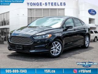 Used 2015 Ford Fusion SE for sale in Thornhill, ON