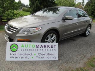 Used 2011 Volkswagen Passat HIGHLINE, INSP, BCAA MBSHP, WARR & FINANCING! for sale in Surrey, BC