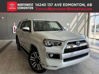 New 2019 Toyota 4Runner SR5 V6 | Limited Package 7-Passenger for sale in Edmonton, AB