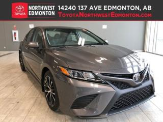 New 2019 Toyota Camry SE Upgrade Package for sale in Edmonton, AB