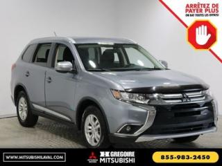 Used 2016 Mitsubishi Outlander SE,AWD,CAMERA for sale in Laval, QC