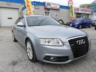 Used 2010 Audi A6 3.0L Special Edition w/Nav for sale in Oakville, ON