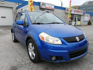 Used 2007 Suzuki SX4 JLX_Accident Free_Ontario Vehicle_AWD for sale in Oakville, ON