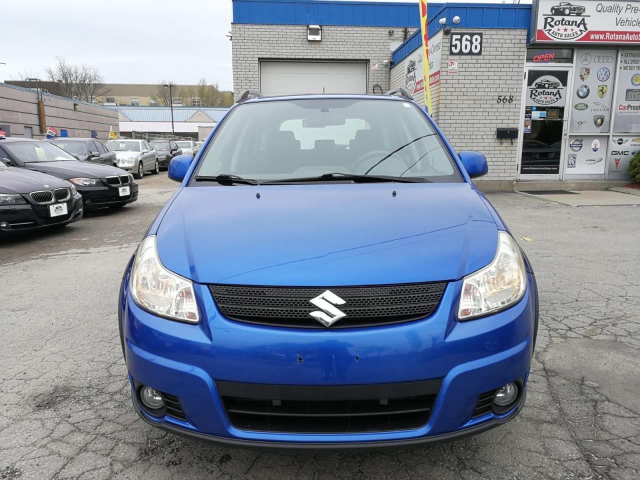 2007 Suzuki SX4 | Rotana Auto Sales