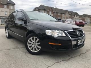 Used 2010 Volkswagen Passat Comfortline|Accident free|One Owner|Leather|low KM for sale in Burlington, ON