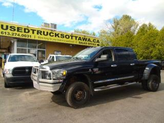 Used 2007 Dodge Ram 3500 Laramie for sale in Ottawa, ON