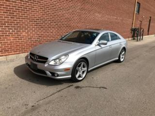 Used 2009 Mercedes-Benz CLS-Class 4dr Sdn 5.5L for sale in Mississauga, ON