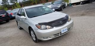 Used 2003 Toyota Camry 4dr Sdn for sale in Mississauga, ON