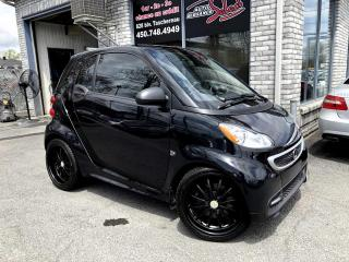 Used 2015 Smart fortwo Coupé 2 portes Passion for sale in Longueuil, QC