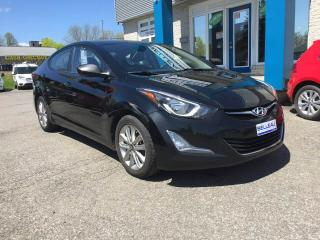 Used 2015 Hyundai Elantra GL*Toit OUVRANT for sale in Québec, QC