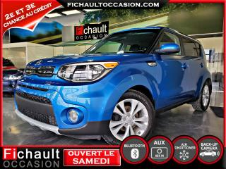 Used 2017 Kia Soul EX  AUTOMATIQUE**** SIÈGES CHAUFFANT**** for sale in Châteauguay, QC