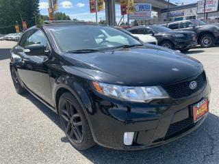 Used 2010 Kia Forte Koup SX for sale in Surrey, BC