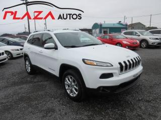 Used 2016 Jeep Cherokee North for sale in Beauport, QC