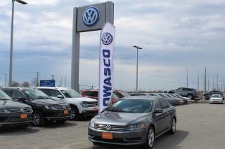 Used 2014 Volkswagen Passat 1.8 TSI Comfortline for sale in Whitby, ON