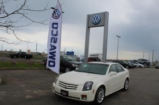 Used 2007 Cadillac CTS 3.6L for sale in Whitby, ON