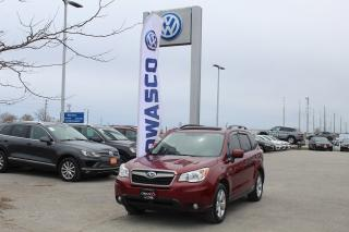 Used 2015 Subaru Forester Boxer for sale in Whitby, ON