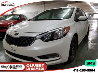 Used 2016 Kia Forte LX+ A/C for sale in Québec, QC