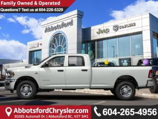 New 2019 RAM 2500 Big Horn for sale in Abbotsford, BC