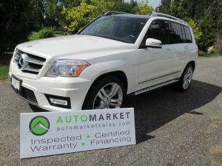 Used 2012 Mercedes-Benz GLK350 GLK350 4MATIC for sale in Surrey, BC
