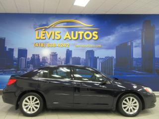 Used 2012 Chrysler 200 Lx Sièges Ch. A/c for sale in Lévis, QC