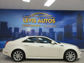 Used 2012 Cadillac CTS Cts4 Luxury Awd Toit for sale in Lévis, QC