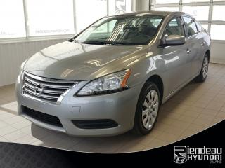 Used 2014 Nissan Sentra 1.8 S + A/c for sale in Ste-Julie, QC