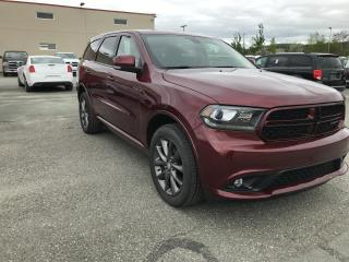 Used 2018 Dodge Durango GT AWD BLACKTOP for sale in Sherbrooke, QC
