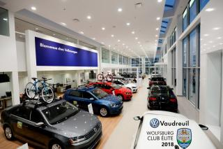 Used 2018 Volkswagen Tiguan Trendline * 7 PASS * APP-CONNECT for sale in Vaudreuil-Dorion, QC