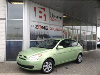 Used 2008 Hyundai Accent Petit Bijou for sale in Blainville, QC