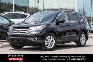 Used 2012 Honda CR-V EX AWD for sale in Lachine, QC