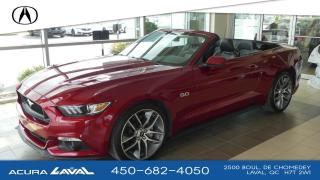 Used 2015 Ford Mustang GT Cabriolet for sale in Laval, QC